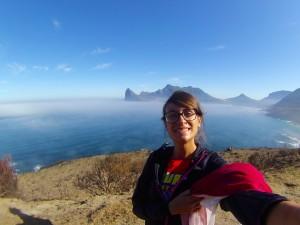 En direction du Cap de la Bonne Espérance