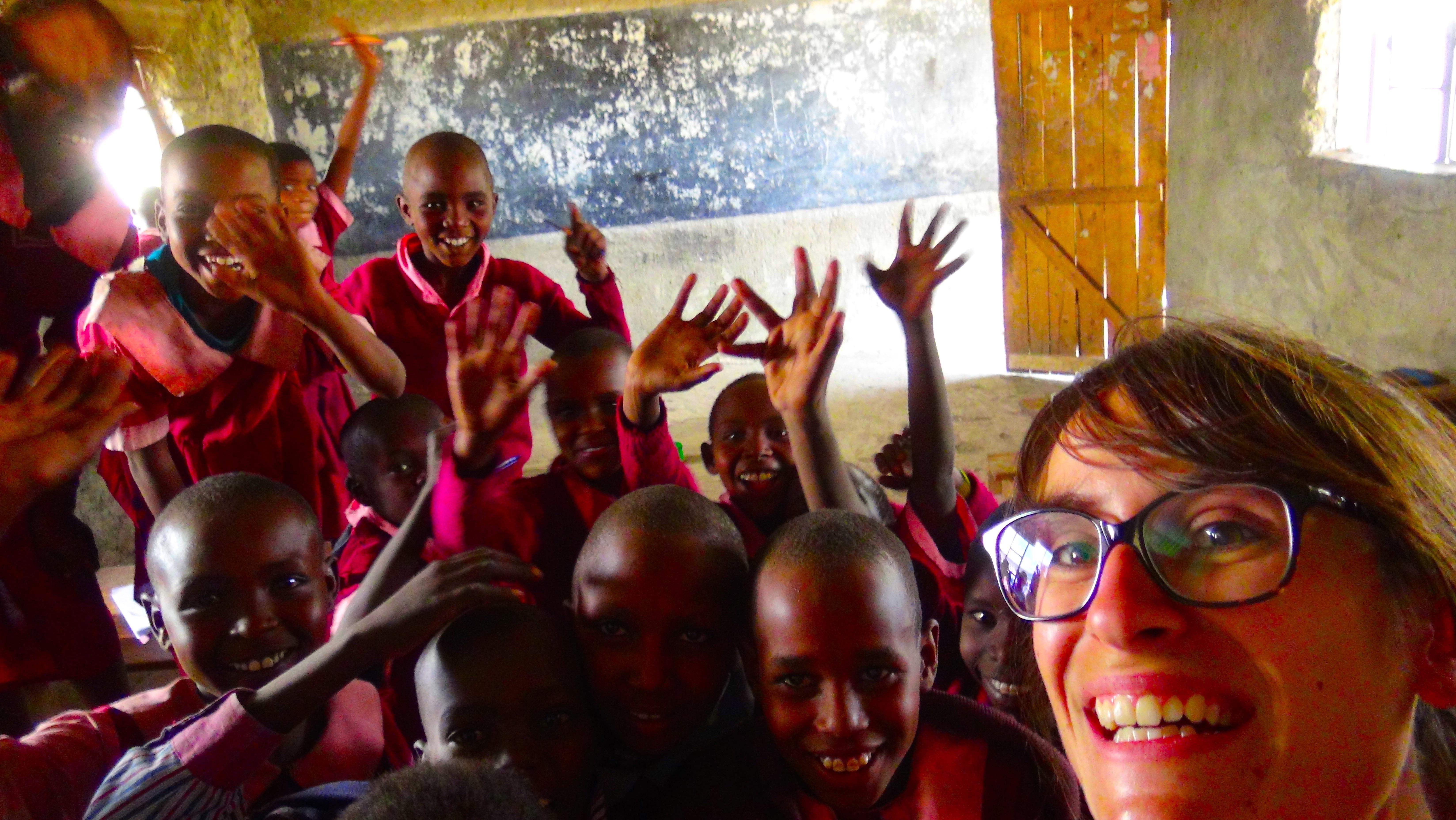 Enfants Masaaï