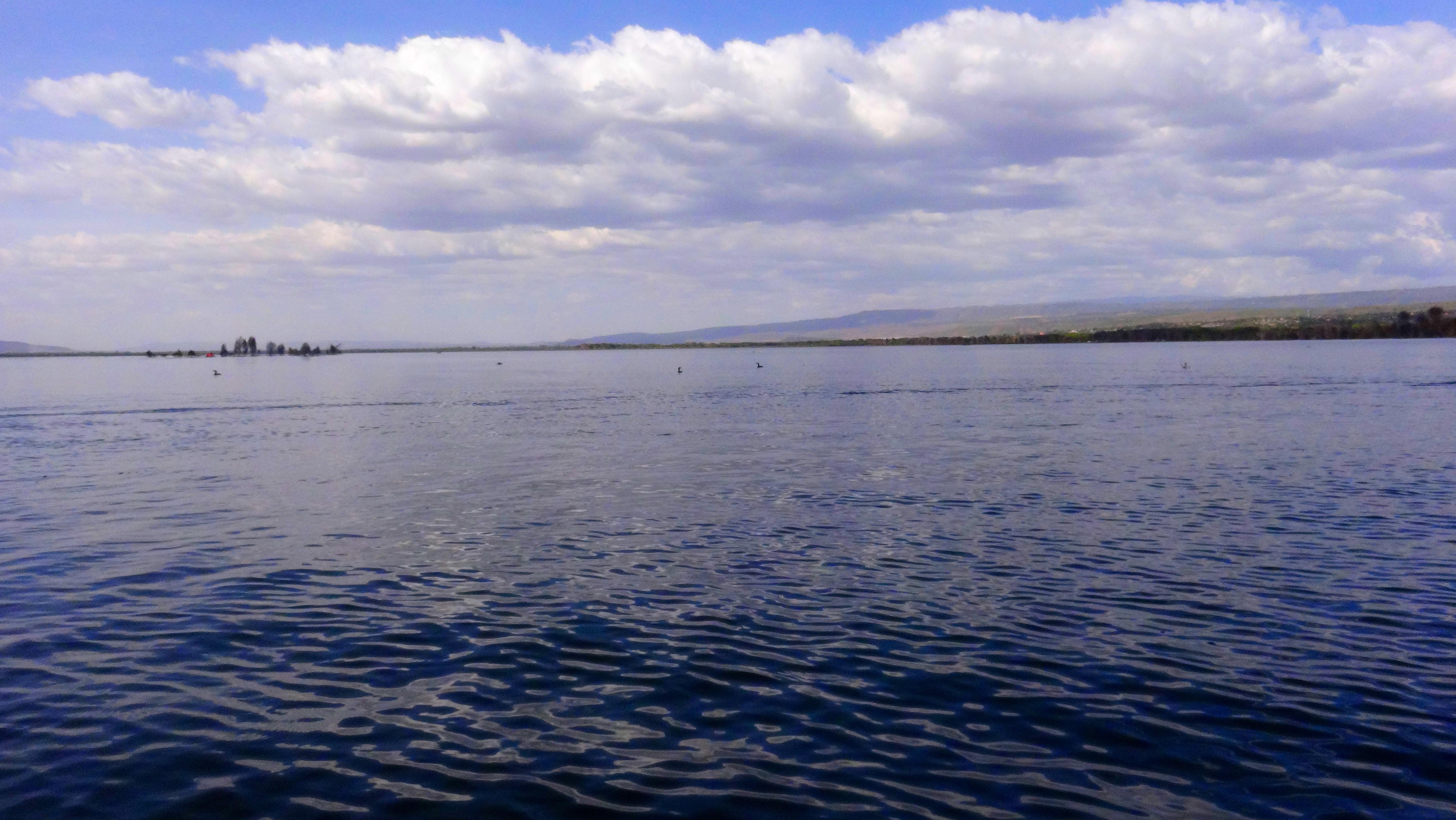 Lac de Crescent Island