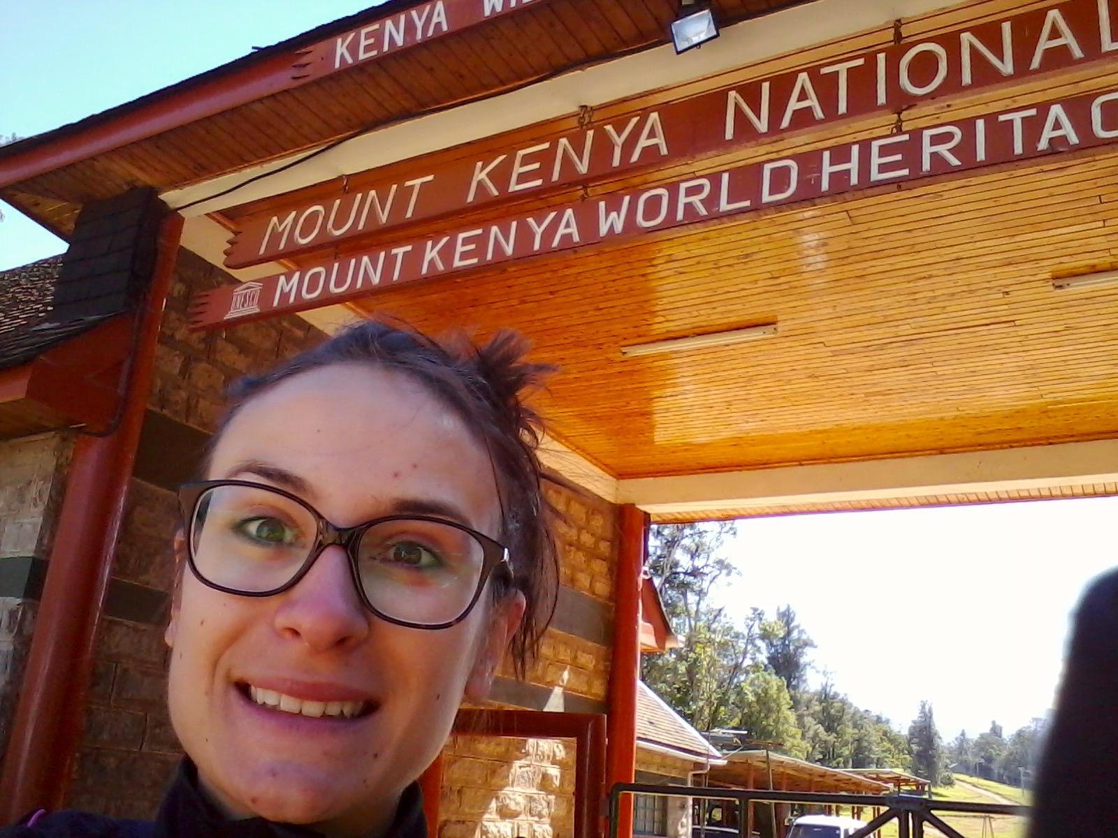 Enfin arrivée – Naromuru gate