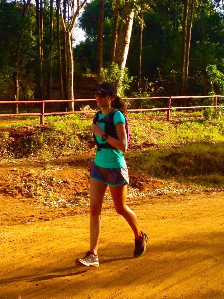 20km – Karura forest, Nairobi