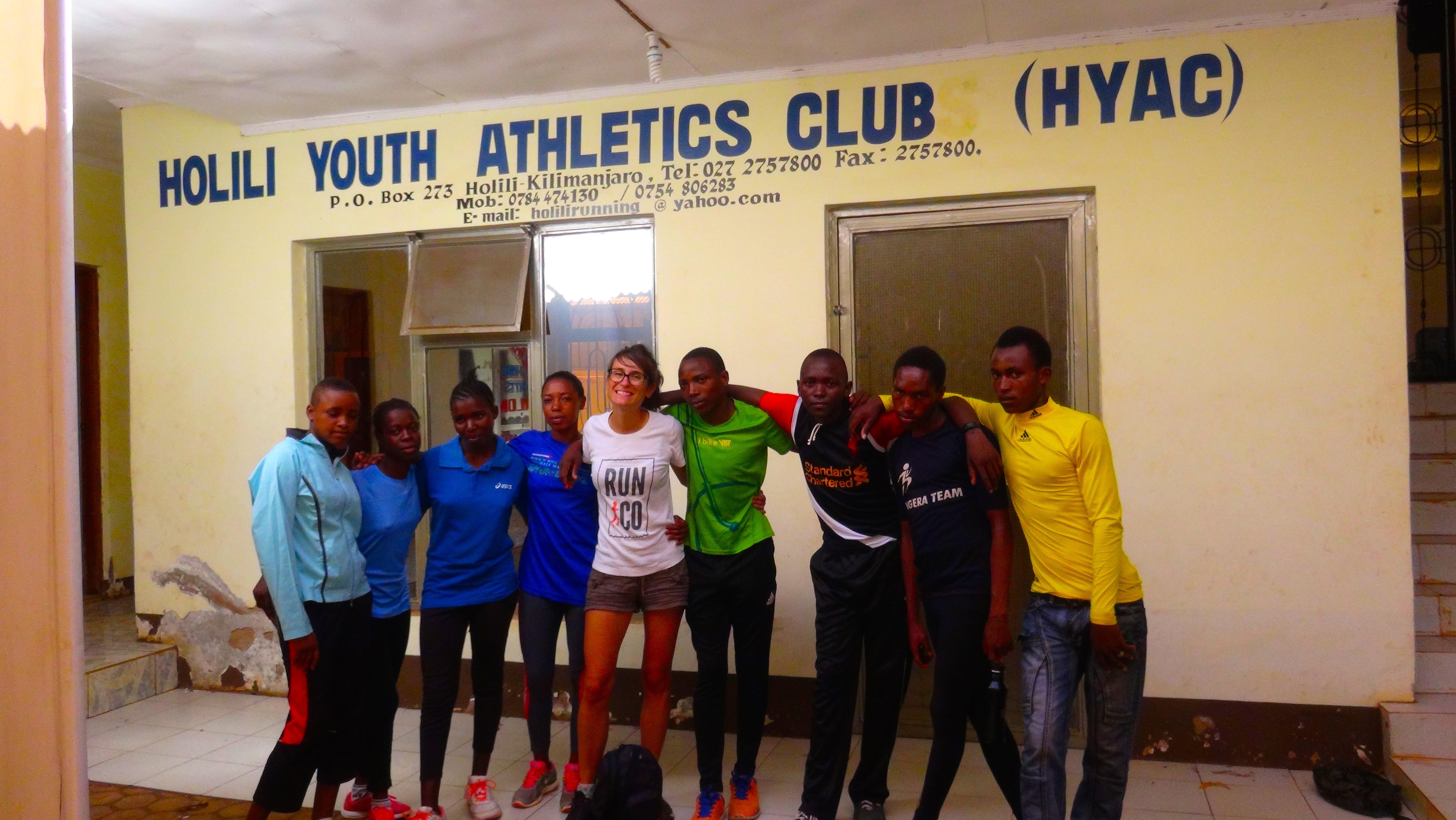 Holili Youth Athletic Club