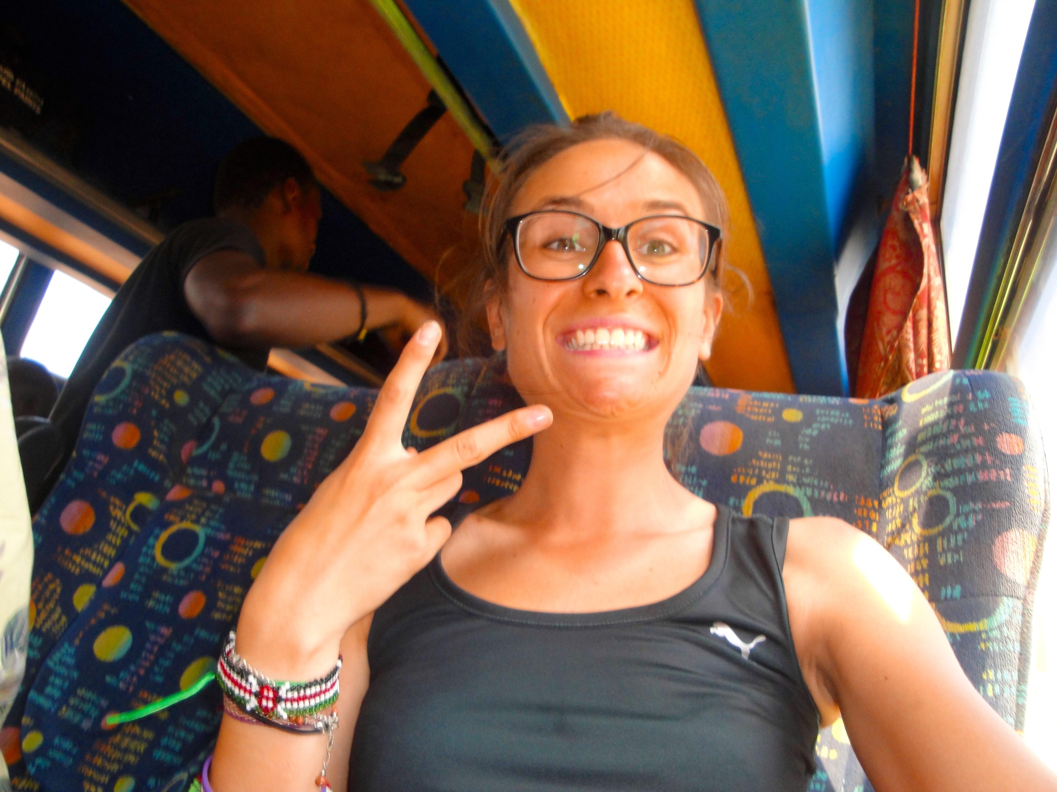 Je quitte la Tanzanie