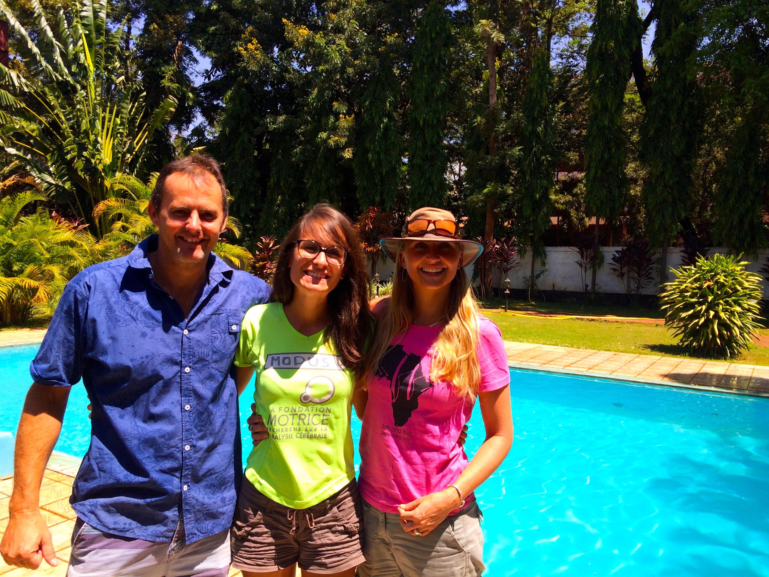 Paul et Debbie – Interview pour le Kilimanjaro