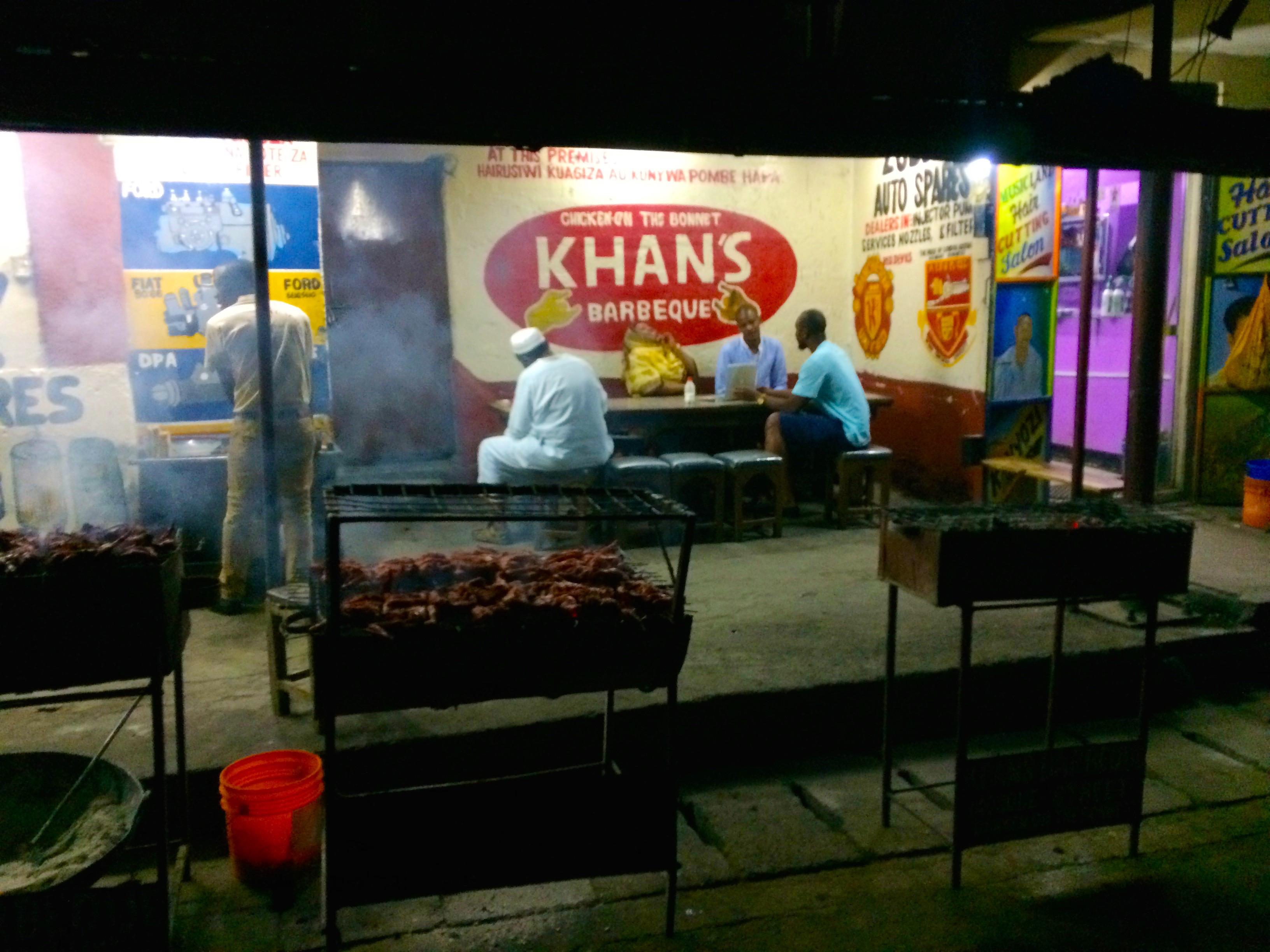 Khan's restaurant – Arusha