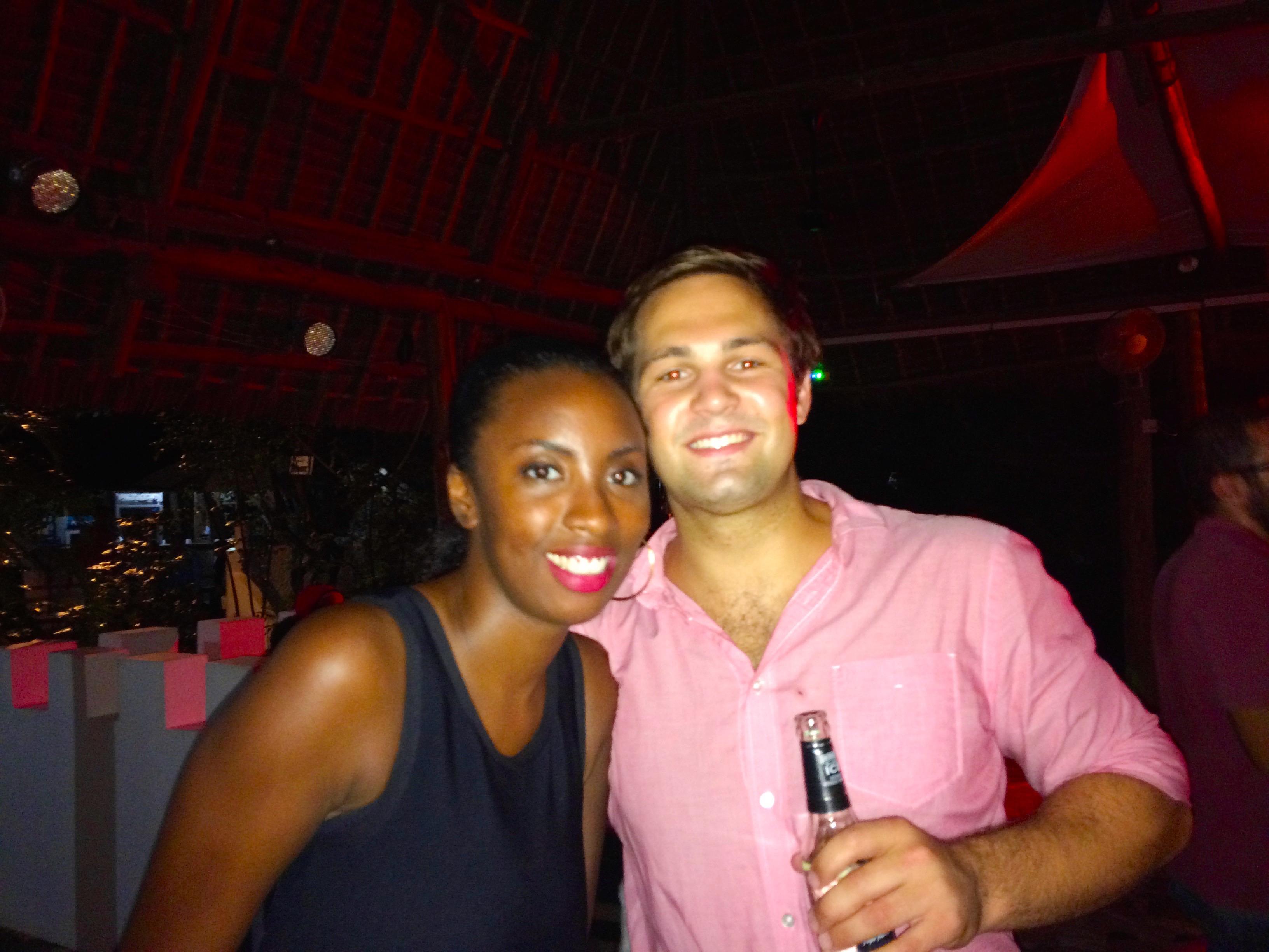 Binta et Marc – Dar Es Salaam