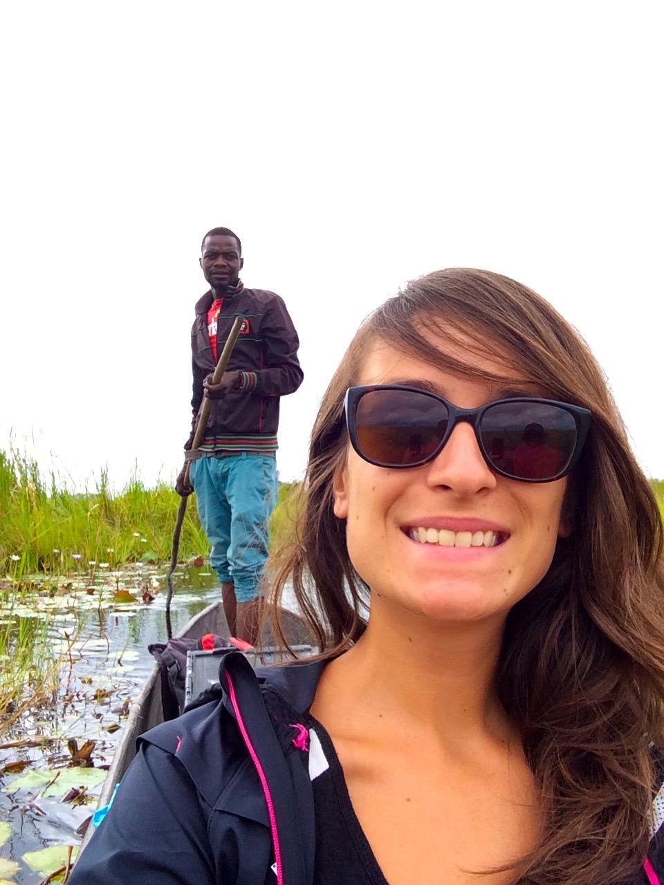 Naviguer sur le delta