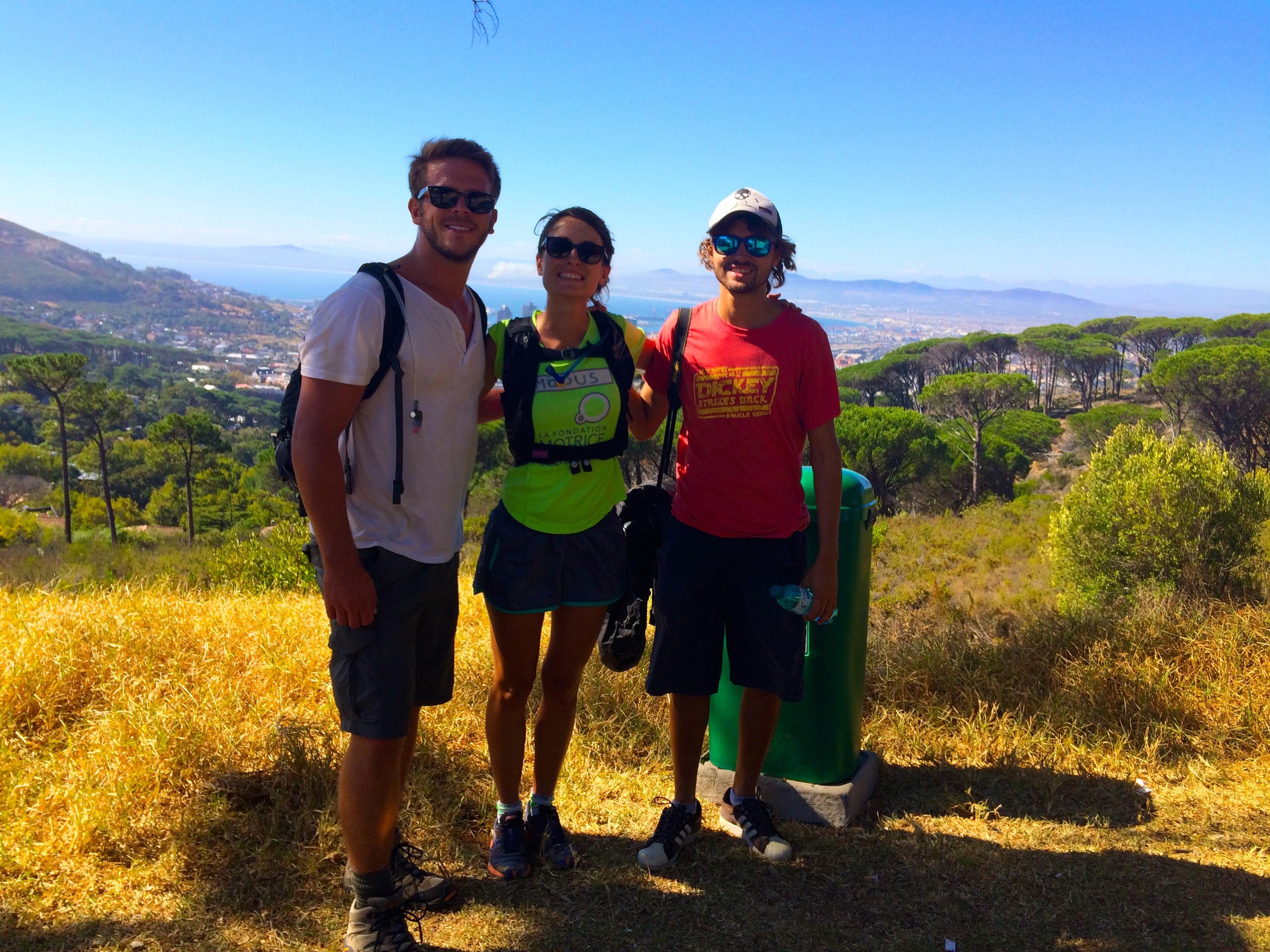 Une ascension avec Franz et Casey