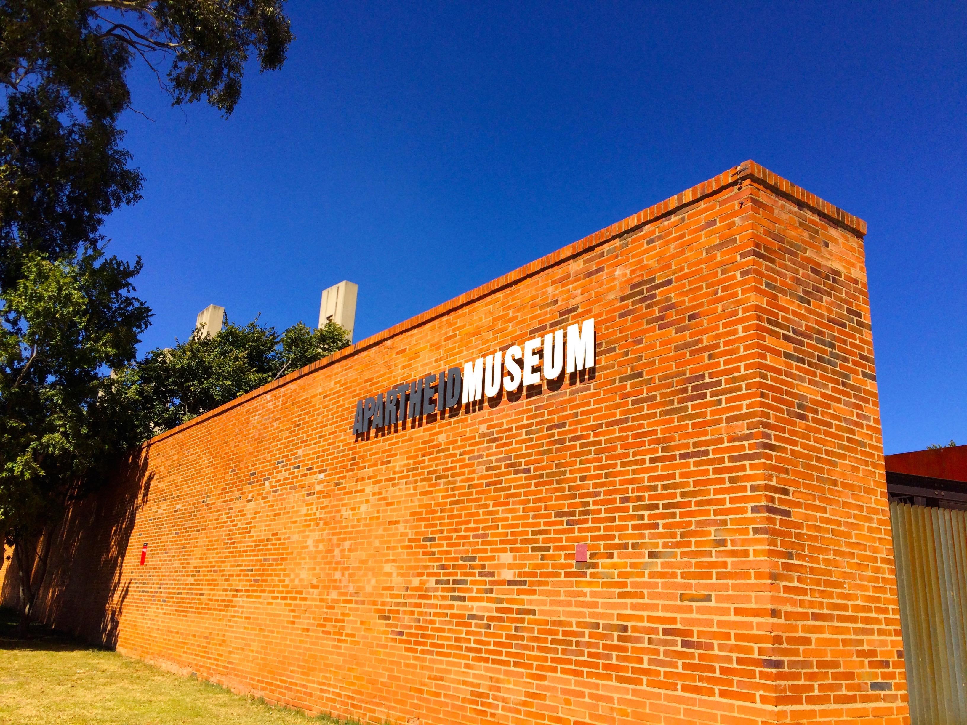Apartheid musée – Johannesbourg