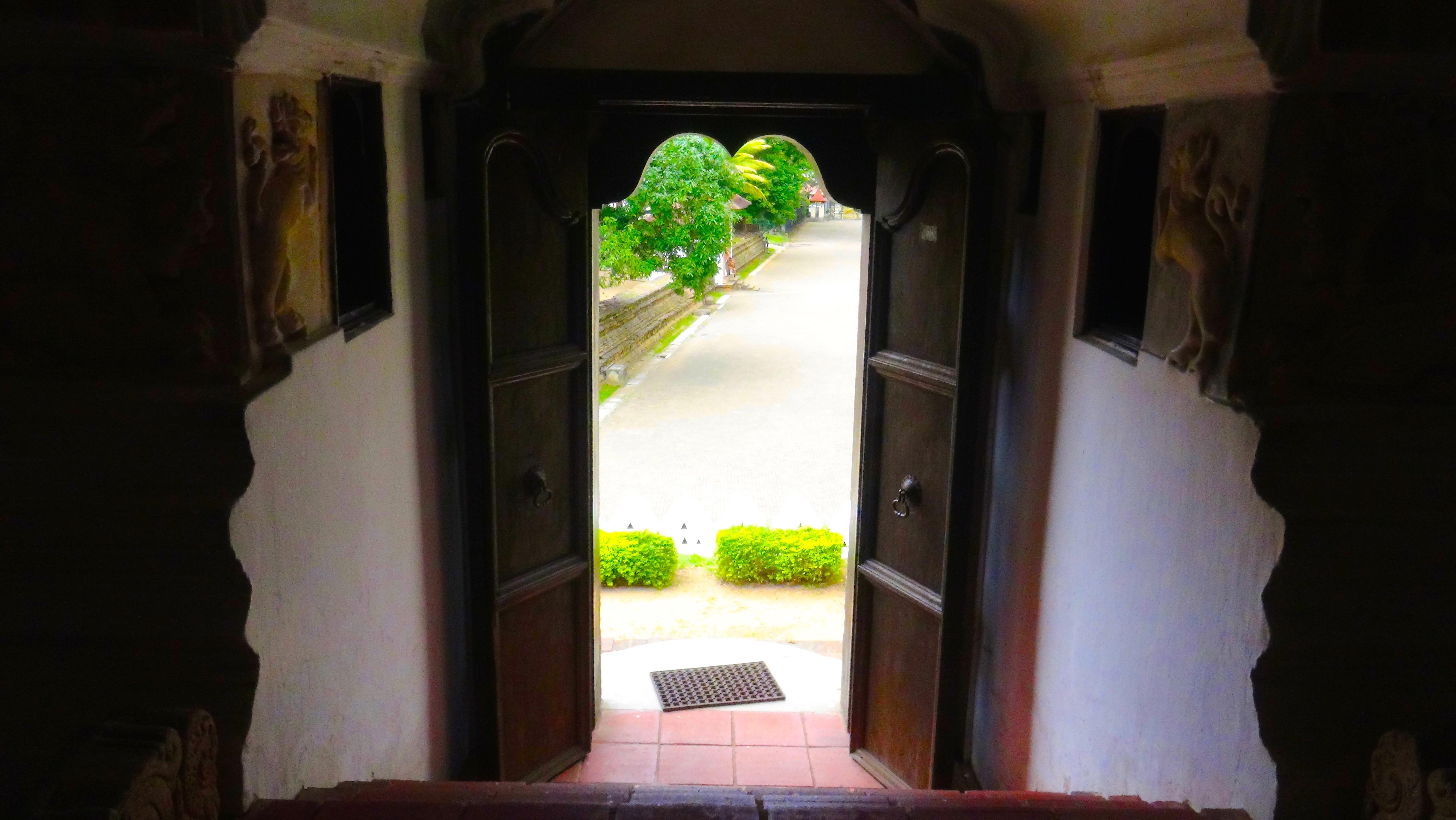 S'ouvrir au monde – Kandy