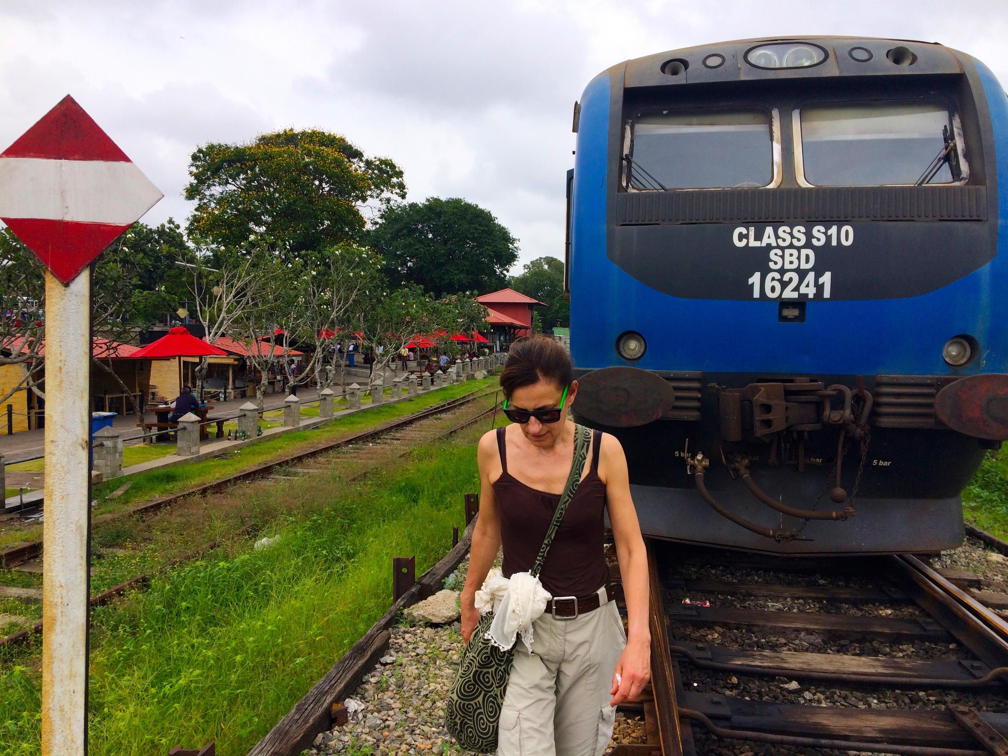 Train – Colombo