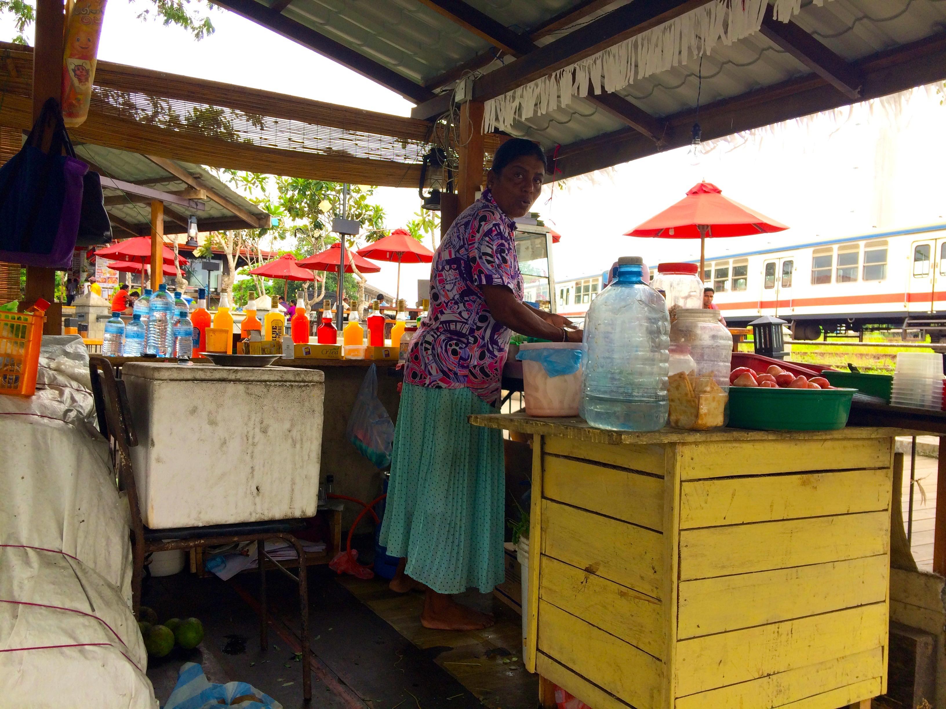 Marché flottant – Colombo