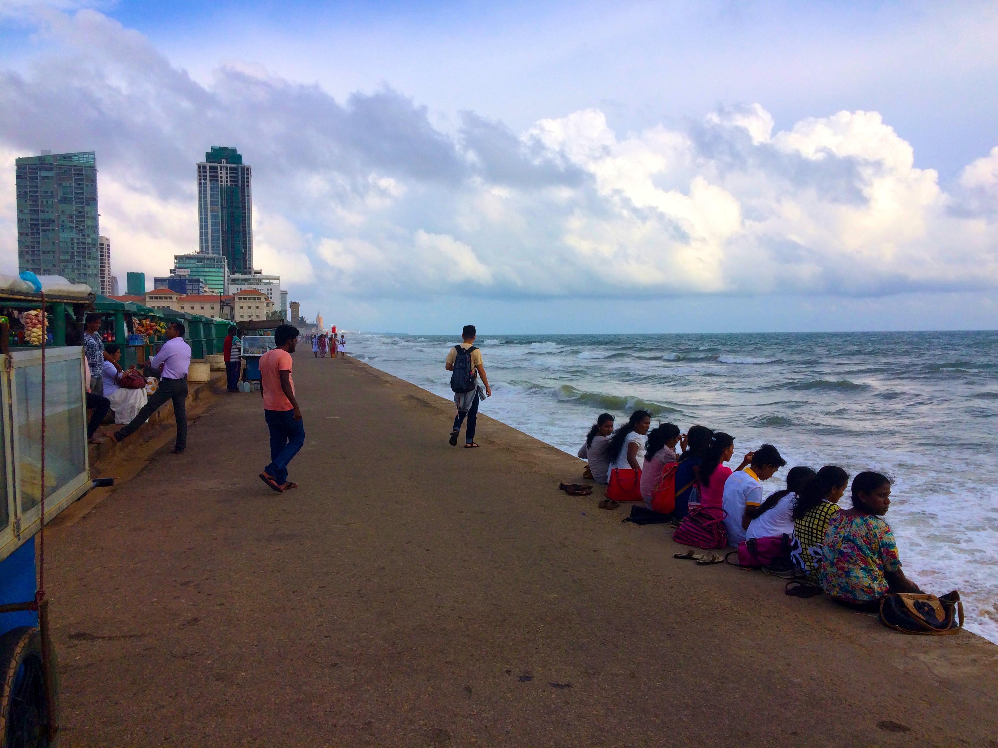 Front de mer – Colombo