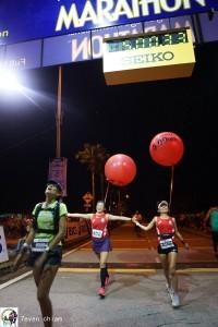Penang Marathon end