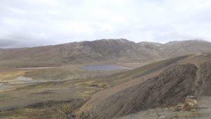 Huayna Potosi 1 - En chemin vers le depart