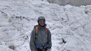 Huayna Potosi 3 - Williams le guide